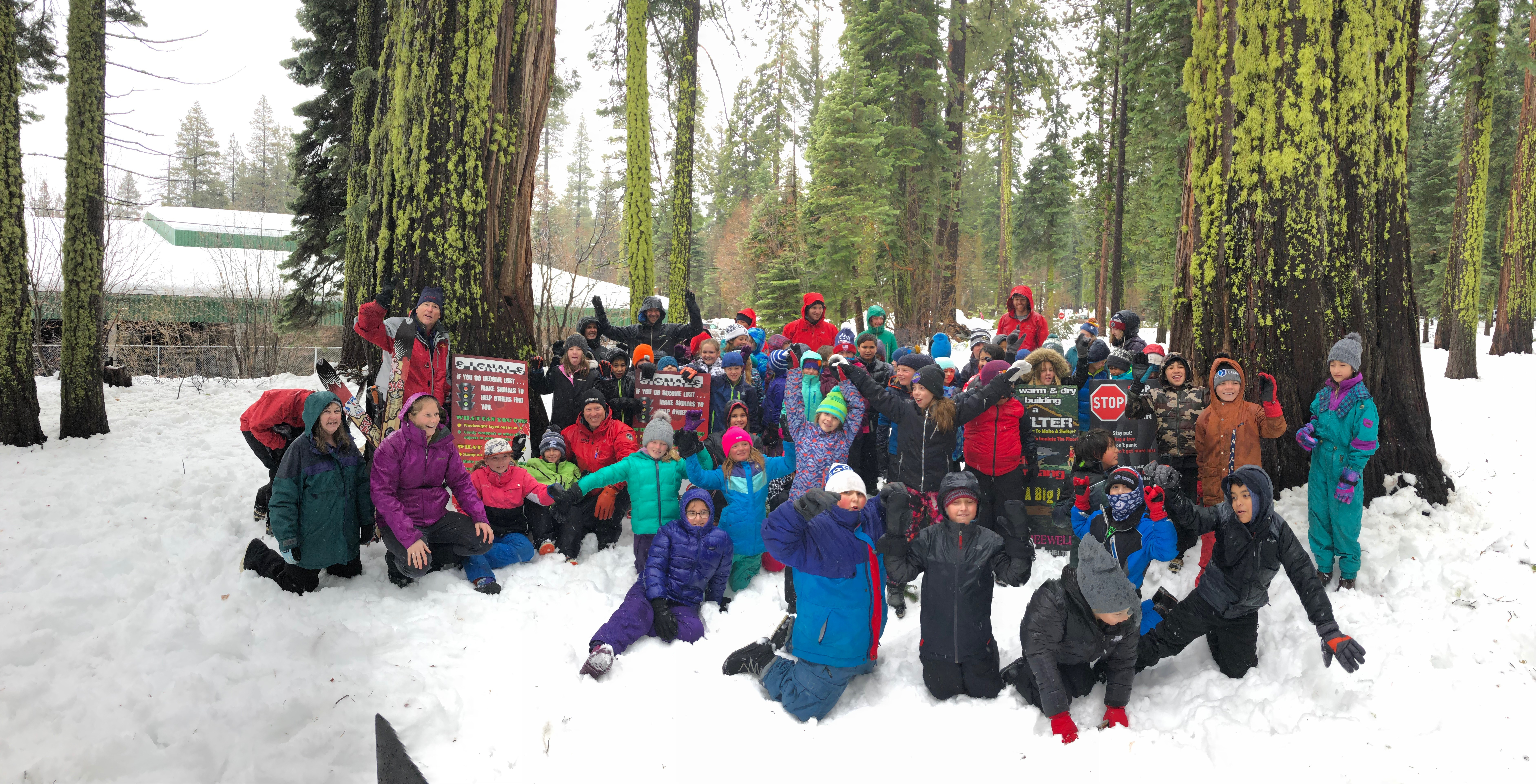 TNSAR 4th Grade Winter Awareness